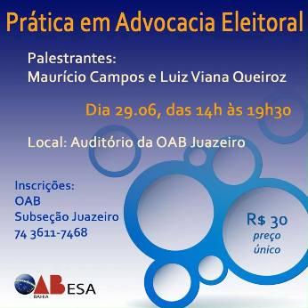 Curso Eleitoral OAB