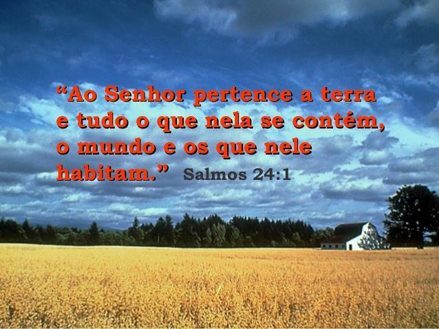 Salmo 24,1 (Copy)