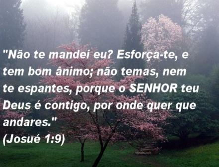 Josue 1,9