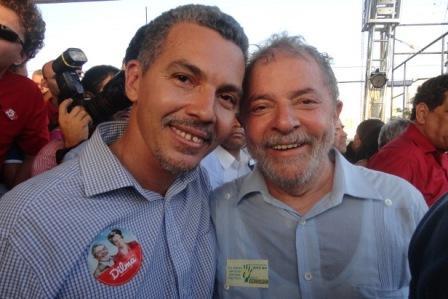 Lula e Tiano