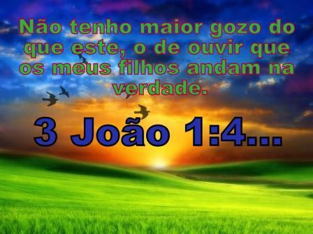 3 João 1,4