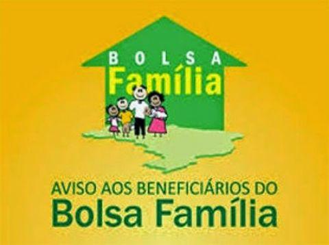 Aviso Bolsa Familia