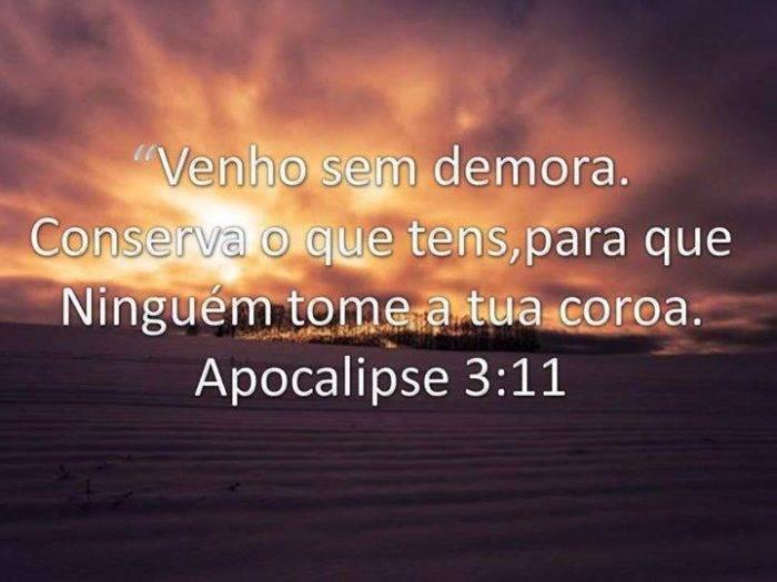 Apocalipse 3,11