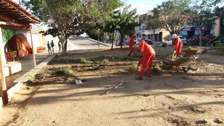 Serviços limpeza e manutenção Sesp 9