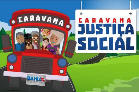 Caravana Justiça