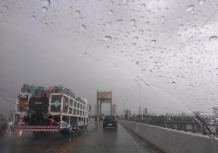 Chuvas Vale São Francisco