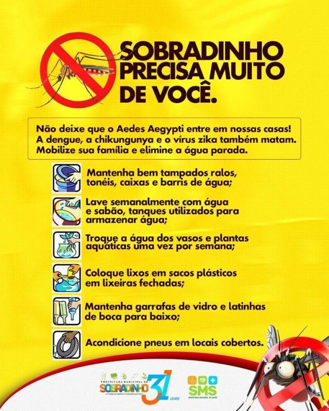 Dengue Sobradinho