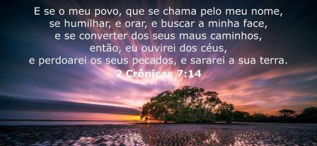 2 Cronicas 7,14