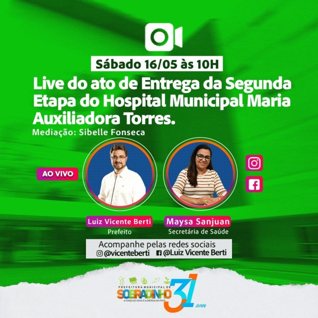 Live Sobradinho
