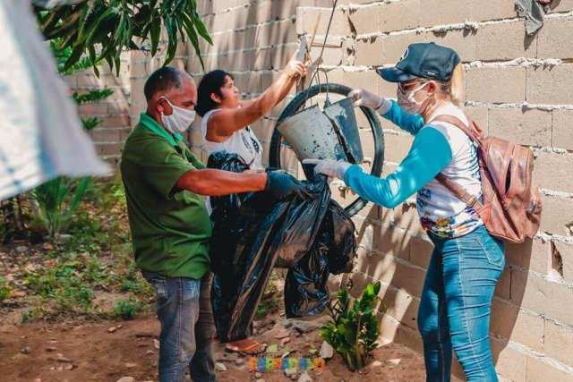 Mutirão dengue Sobradinho
