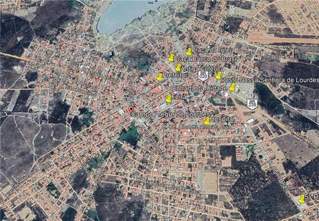 Campo Alegre Cameras