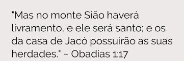 Obadias 1,17