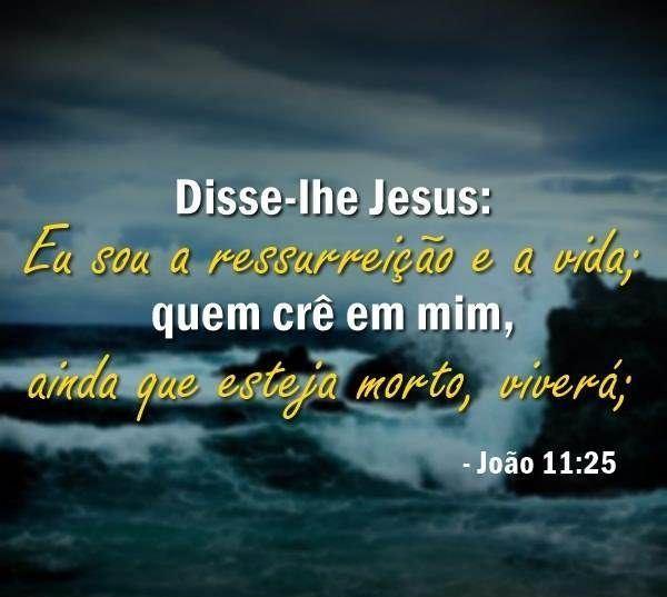 João 11,25