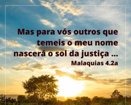 Malaquias 4,2