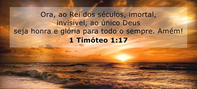 1 Timoteo 1,17