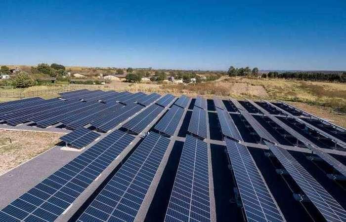 Energia solar pe